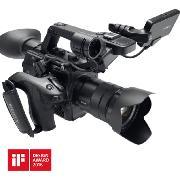 索尼  PXW-FS5K 專業手持式攝錄一體機 有效像素3840(水平)x 2160(垂直) 黑色