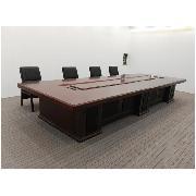廣安 HYZ4200 會議桌 4200W*1600D*760H