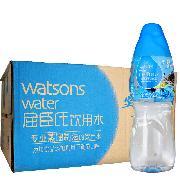 屈臣氏  矿物质饮用水 400ml 15瓶/箱  15瓶/箱 仅限深圳
