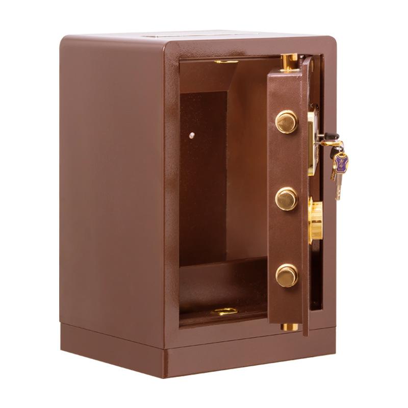 甬康达 BGX-D1-630 顶投保管箱 H700×W420×D360 古铜色