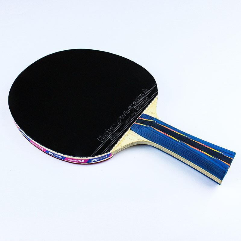 蝴蝶 张继科-横 Butterfly乒乓球拍(横)