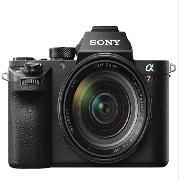 索尼 ILCE-7RM2含FE24-70 F4L镜头32G卡读卡器包两块原装电池 微单相机