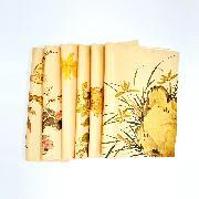 onart BC-WCCP-STP020 活色生香真丝餐垫 19cm×16cm 彩色