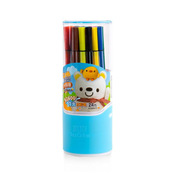 真彩 S2600A-24 CWP-S2600A-24手提桶水彩笔 24色  72盒/箱