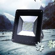 国产  LED投光灯 400W暖白