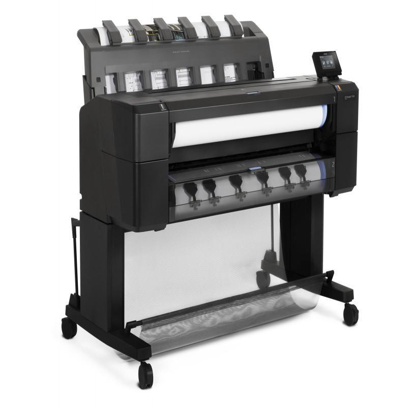 惠普 DesignJet T930 大幅面打印机 (含PS打印套件/一年服务)   36英寸(A0+)