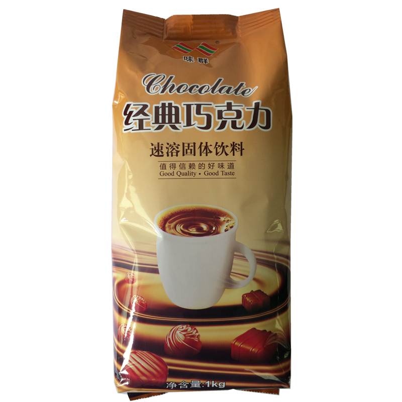 味群  经典巧克力 1000g