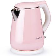 九阳 K12-F23 电热水壶烧水壶开水食品级304不锈钢家用 1.2L