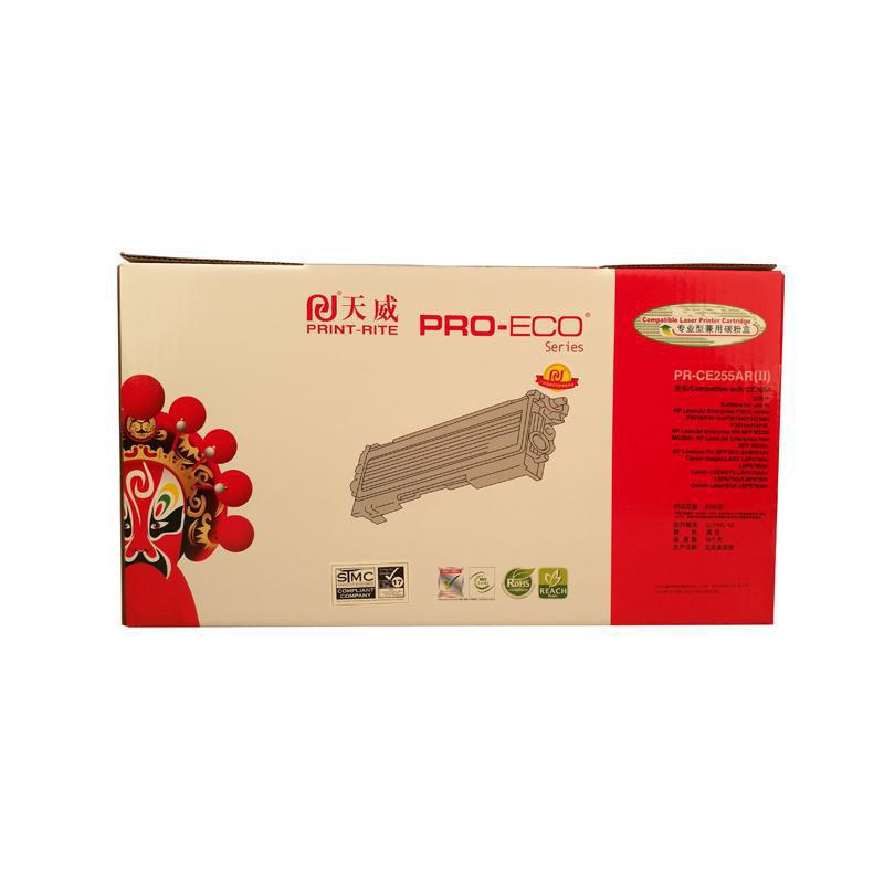天威 PR-CE255AR(TFH058BPEJ) 專業裝硒鼓新版 6000頁 黑色  (適用 HP P3015/MFPM521/500MFPM525/Canon 6780/LBP6750/LBP6780x/LBP6750dn)