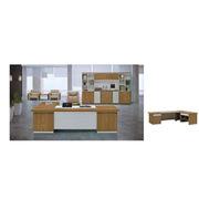 榮青 金橡FK-6005-2.2 辦公桌