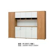 荣青 金橡FK-6053六门 木质家具