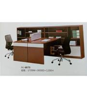 荣青 FK-6075两人位 屏风桌
