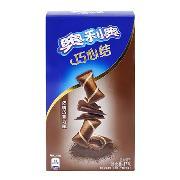 奥利奥  巧心结浓情巧克力味 47g