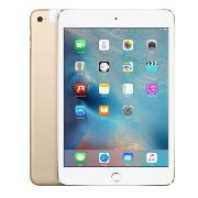 蘋果 MK782CH/A IPAD MINI 4 平板電腦 128GB 金色