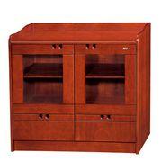 國產 B04-12 茶水柜  開門柜 800x400x800