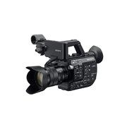 索尼 PXW-FS5K 摄像机套餐 含18-105镜头/64G高速/大号专业包/沣标读卡器
