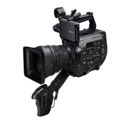 索尼 PXW-FS7H 摄像机套餐 18-110镜头/64G/包/沣标读卡器/无线话筒/支架