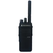 摩托罗拉 P6600I 对讲机 ≤5W 黑色  数模两用对讲机