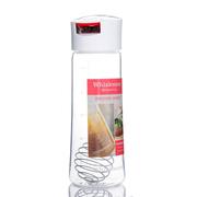 Blenderbottle C01395 沙拉調味瓶 玻璃材質 591ml 透明白色