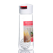 Blenderbottle C01395 沙拉调味瓶 玻璃材质 591ml 透明白色