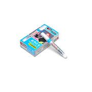 金萬年 G-0624-002 可加墨水無塵液體粉筆 1.5-3mm 藍色 10支/盒