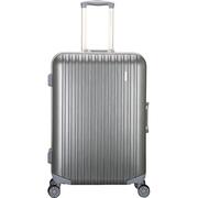 爱华仕 OCX6228 铝框万向轮旅行拉杆箱 620*450*270mm 24寸 银灰色