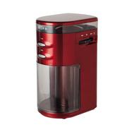 燦坤 9272 電動磨豆機 咖啡研磨機 五谷干貨磨粉  紅色