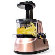 燦坤 TSK-9922 原汁機大口徑家用全自動電動慢低速多功能榨水果汁機  香檳金色