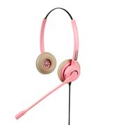 飛瑞特 A823 有線雙耳話務耳機