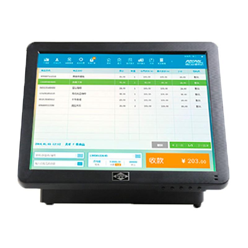 爱宝 C5-J1800-64-4(五线屏) 卧式触摸收款机