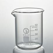 护善  烧杯 50ML   (20个起订)
