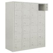 圣典 SD-HF-056 二十四门储物柜 950W*400D*1800H