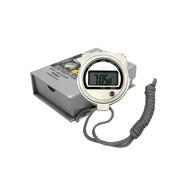 會軍 HJ-H807 金屬外殼單排帶溫度秒表