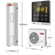 A.O.史密斯 HPA-120C2.0A 空氣能熱水器 450升