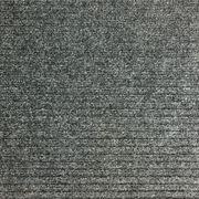 愛柯部落  條紋除塵吸水地墊 1.2*15m*8mm 灰色