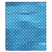 阿尼玛卿 AY1202 野餐毯地席 均码   蓝白格
