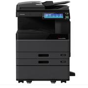 東芝 e-STUDIO3008A A3黑白中速數碼復合機 有線網絡、雙面打印、雙面復印、雙面同步掃描