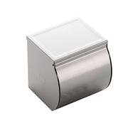 国产 WSZJ-304-822 卫生纸架304不锈钢厕所卷纸筒 12.6*10*12.6CM