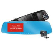 新科 G10 行车记录仪 315mm(长)*83mm(宽)*35mm(高) 爆花黑色 20个/箱,瓦楞纸箱