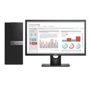 戴尔 7050MT 台式电脑    戴尔7050MT I7 7700/8G/1T/DVDRW/2G R5 430M 2G独显/   23.8英寸 E2417H显示器