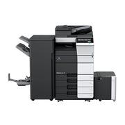 柯尼卡美能达 bizhubC558 彩色数码复合机 A3   (含双面同步输稿器,双纸盒,原装工作台,内置排纸处理器FS533)