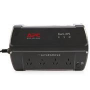 施耐德 BK650-CH UPS不间断电源 400W/650VA 黑色 纸箱