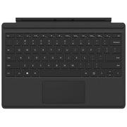 微软 FMM-00020 Surface Pro 专业键盘盖 Pro 4&new Pro 通用 黑色