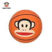 大嘴猴 PKY5014C 3#橡胶篮球 直径:18CM 棕色