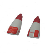 長城 BST802D 印章機油盒耗材包  紅色  (適用所有蓋章機)