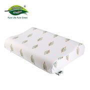 娜帕蒂卡 PT2 泰国天然乳胶枕头颈椎枕无颗粒枕 60*40*10/12cm 乳白色
