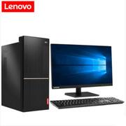 联想 扬天T4900d-07 台式电脑整机 i5-7400 4G1TD-21.5 黑色