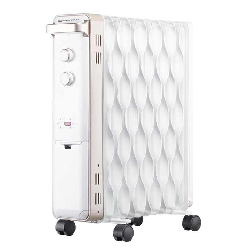 先鋒 CY55MM-12 電熱油汀(熱浪)DS1552 12片