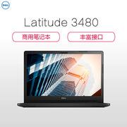 戴爾 Latitude 3480 筆記本電腦 i5-6200U 4G 1TB   獨顯4芯HDWin7pro 3年上門 原裝包鼠