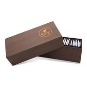 巧克巧蔻 share me24片70% 纯黑巧克力薄片 120g